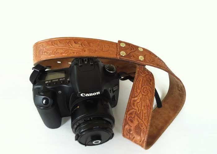 Ремни для фотоаппаратов своими руками